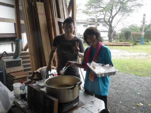 親睦夕食会(団行事)