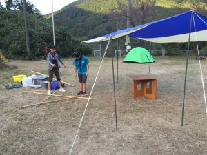 瑞梅寺グリンバー訓練キャンプ