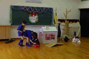 カブ隊クリスマス
