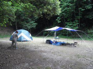 班キャンプ