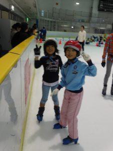 ビーバー隊スケート