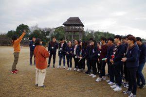 日韓スカウト交歓計画交流旅行