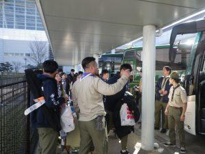 日韓スカウト交歓計画