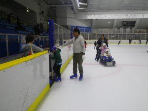 7/9BVS夏のアイススケート