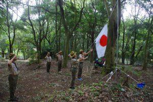 班長訓練キャンプ