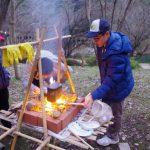 1/12~14BS隊冬季キャンプ in赤村 源じいの森キャンプ場②野外炊事編