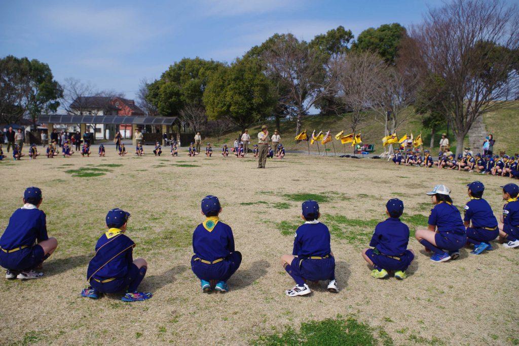 福岡南地区B-P祭