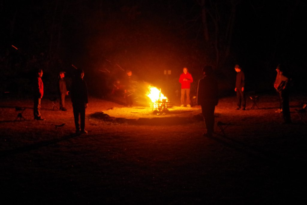 3/28~31BS隊春季キャンプ