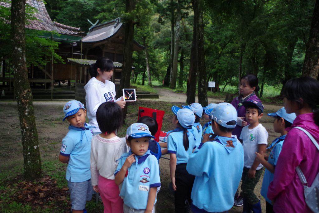 6/15BVS隊集会「ほたる狩り」in那珂川市