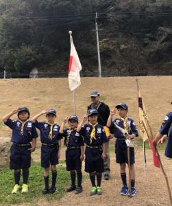 カブスカウト〜五ケ山ダム〜