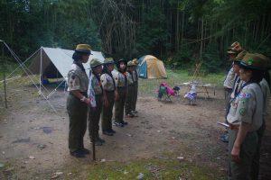 スカウトキャンプ
