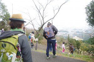ビーバー隊油山ハイキング